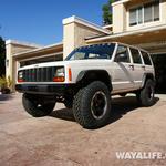 Plan C : 1997 Jeep Cherokee XJ 4-Door