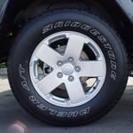 2007 Jeep JK Wrangler Unlimited Tires & Wheels