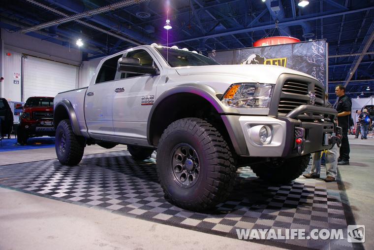 2013 SEMA AEV RAM 2500 Truck