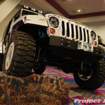 Powder Exteme Jeep JK Wrangler Unlimited Rubicon