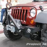 Burnsville Off-Road Red Rock Jeep JK Wrangler