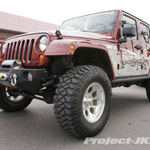 TeraFlex Red Rock Jeep JK Wrangler Unlimited