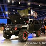 Mopar Tony Hawk Flat Black Jeep JK Wrangler Unlimited