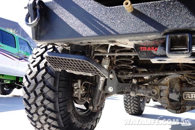 2014 Sema Black Anzo Jeep Jk Wrangler 2 Door
