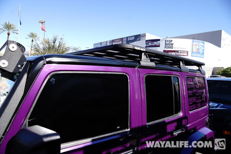 White Jeep Rubicon >> 2014 SEMA Purple Premier Off Road DUB Jeep JK Wrangler Unlimited