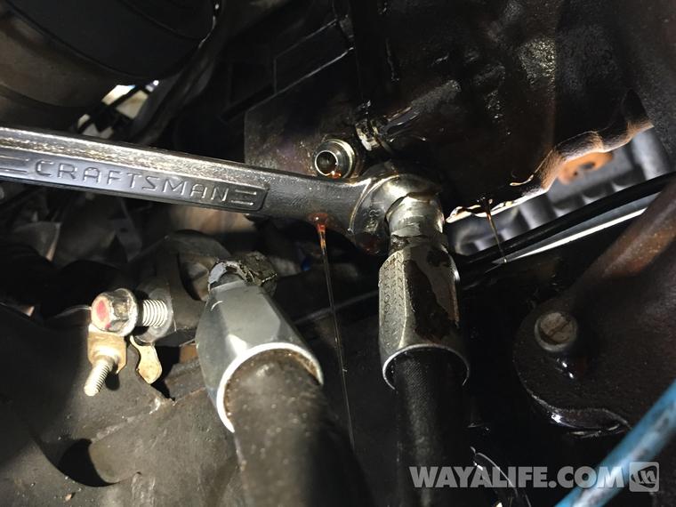 Jeep Jk Wrangler Steering Box Removal Amp Psc O Ring