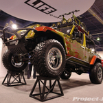 DeeZee Skyjacker Jeep JK Wrangler Unlimited