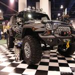 Turbo Liner Jeep JK Wrangler Unlimited