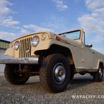 Emma : 1969 Kaiser Jeepster Commando C101