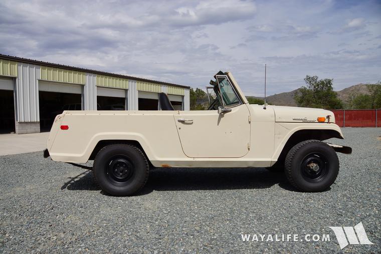 emma 1969 kaiser jeepster commando c101. Black Bedroom Furniture Sets. Home Design Ideas