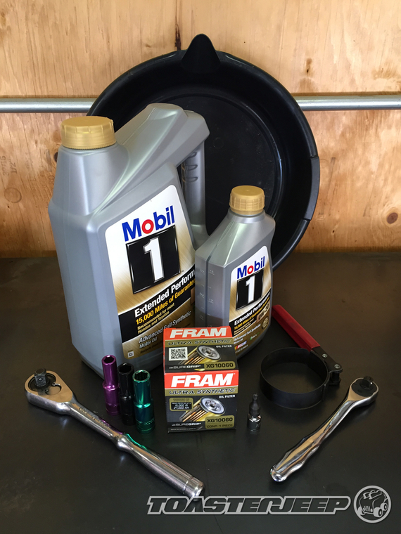How Much Is Oil Change At Valvoline >> Jeep Renegade 2.4L Multi-Air Tigershark Engine Oil Change ...