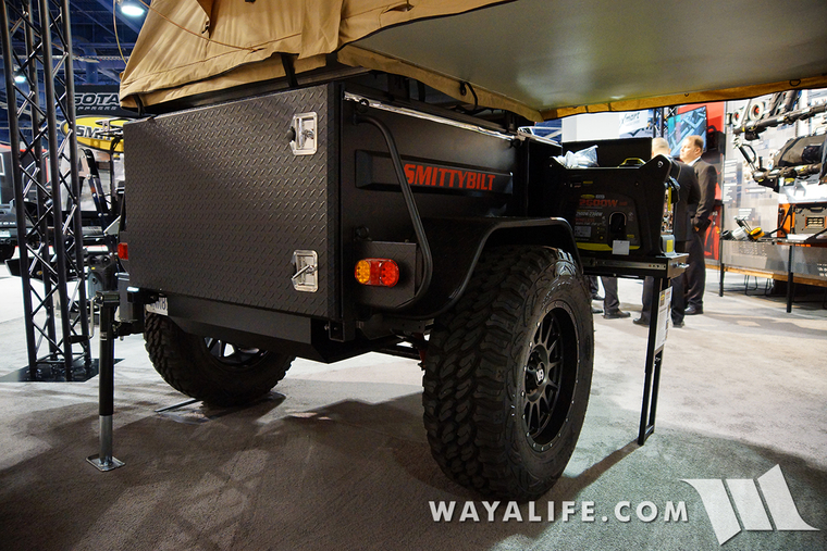 Video 2015 Sema Show Highlights Smittybilt Recon