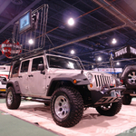 JKRacks Graystone Silver Jeep JK Wrangler Unlimited