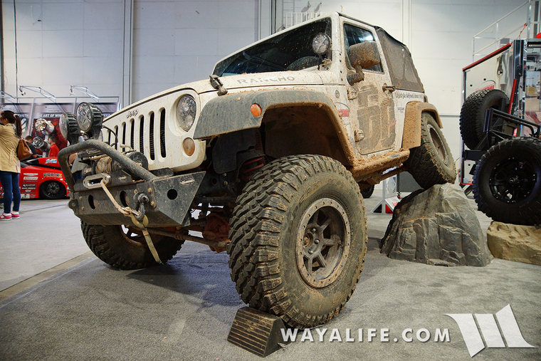 2015 SEMA Rancho Jeep JK Wrangler