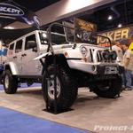 Kicker Jeep JK Wrangler Unlimited