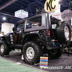 KC Black Jeep JK Wrangler 2 Door