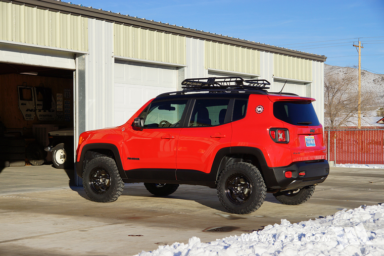 New Jeep Renegade Lift Kit | 2017 - 2018 Best Cars Reviews