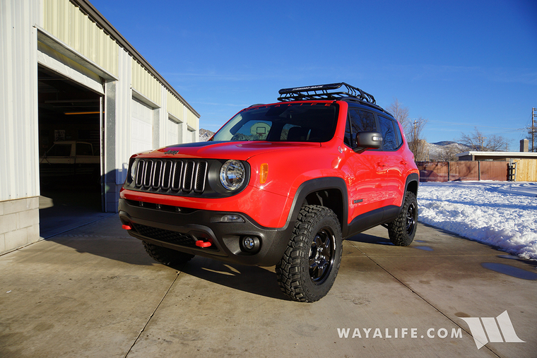 Jeep Renegade Lifted >> Jeep Renegade Daystar 1 5 Lift Kit Installation Write Up