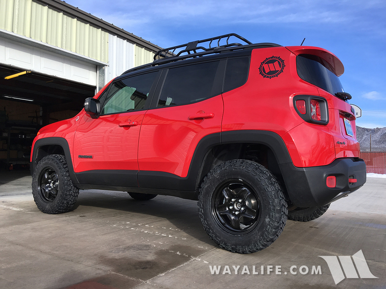 Lifted Jeep Renegade >> More New Stickers for Renny | ToasterJeep - Jeep Renegade ...