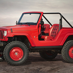 MOPAR 2016 Easter Jeep Safari Concept Vehicles