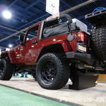 BESTOP Red Rock Jeep Jk Wrangler Sahara 2-Door
