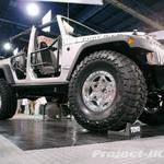 SEMA 2006 Full Traction Jeep JK Wrangler