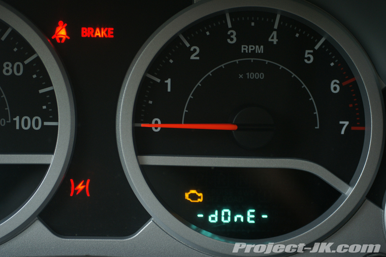 CHECK ENGINE CODES : 2007-Up Jeep JK Wrangler