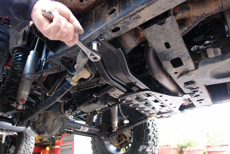 "Jeep JK Wrangler 2.5"" Budget Boost Installation Write-Up"