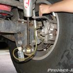 Jeep JK Wrangler Brake Bleeding