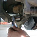 Jeep JK Wrangler Steer Stop Adjustment