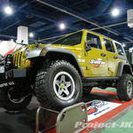 SUPERIOR AXLE & GEAR Rescue Green Jeep JK Wrangler Rubicon Unlimited 4-Door