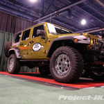 BODY ARMOR Rescue Green Jeep JK Wrangler Rubicon Unlimited 4-Door