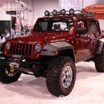 Bushwacker - TeraFlex Jeep JK Wrangler 4
