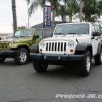 2007 Jeep JK Wrangler Stock Photos (2-Door & 4-Door Unlimited)