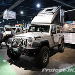 AEV (American Expedition Vehicles) Silver Jeep JK Wrangler Unlimited 4-Door