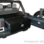 Tuffy Jeep JK Wrangler Security Drawer