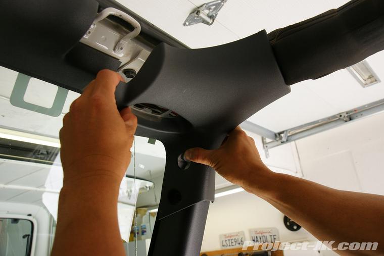 Rock Hard 4x4 Jk Sport Cage Installation Write Up