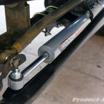 Rough Country Jeep JK Wrangler Dual Steering Stabilizer