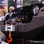 Mile Marker Jeep JK Wrangler & New Winch