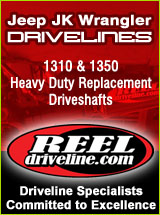 Reel Driveline