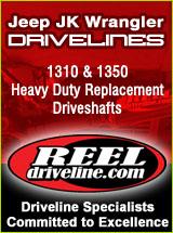 Reel Driveline