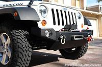 LoD Jeep JK Wrangler Front Winch Bumper