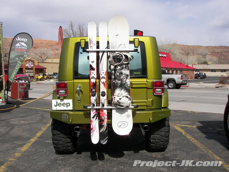 Thread Snowboard Rack Pics Request