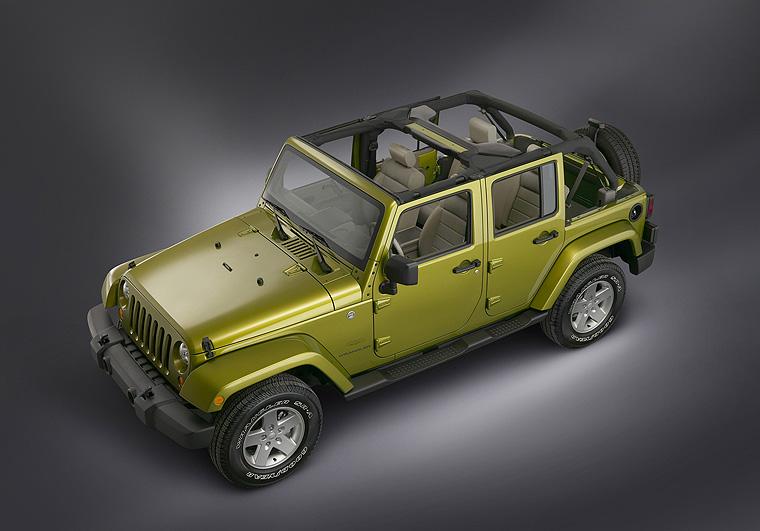 Jeep JK Wrangler  UnlimitedFreedom Top Removal  ProjectJKcom
