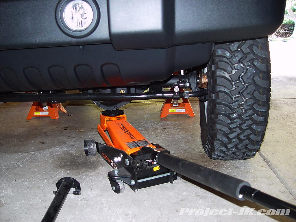 Full Traction Suspension 2007 Jeep Jk Wrangler 3 Economy