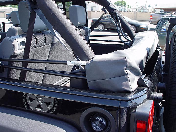 ... Jeep JK Wrangler Topless